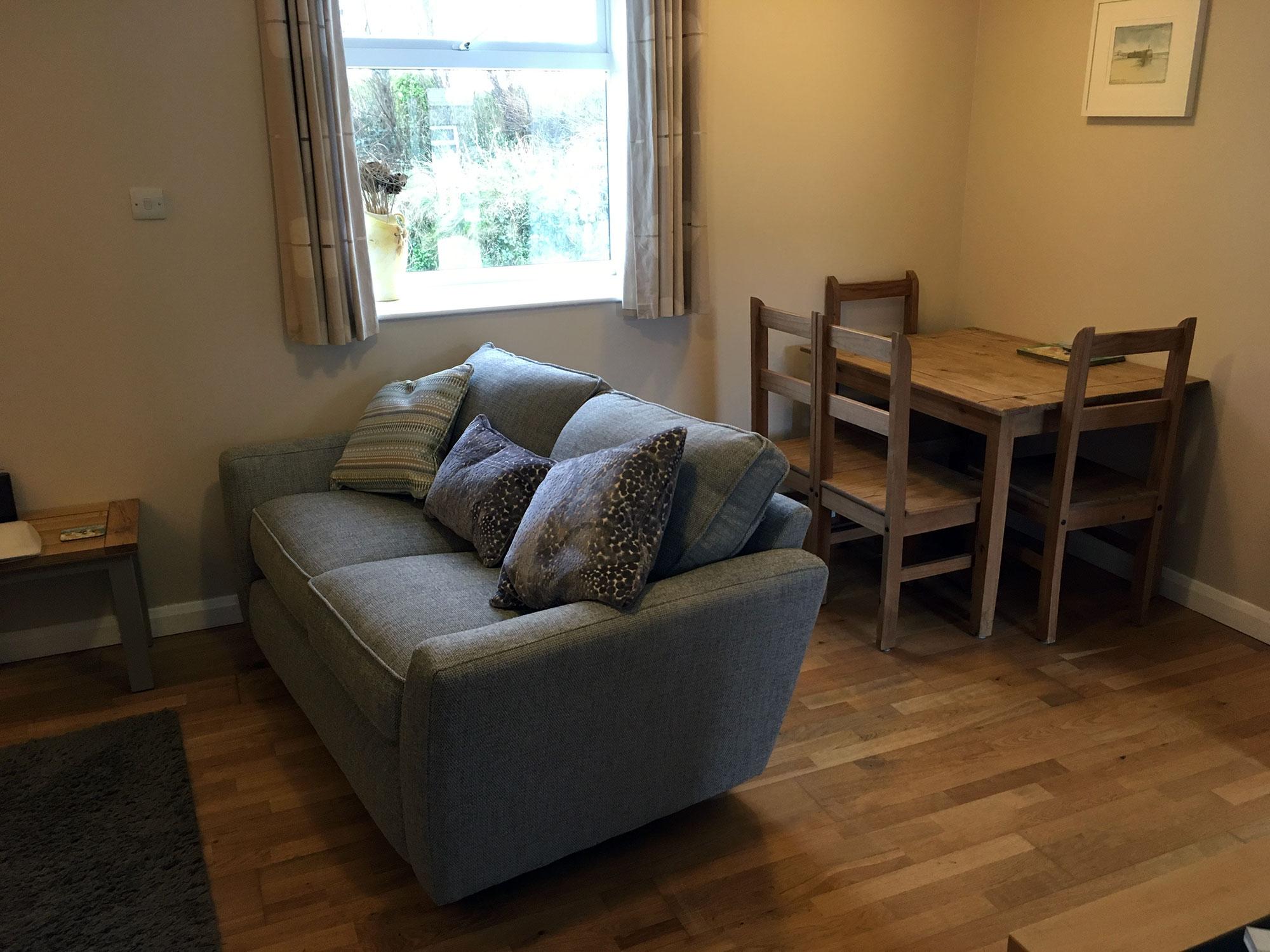 Trevalgan Farm - The Stable Dining room
