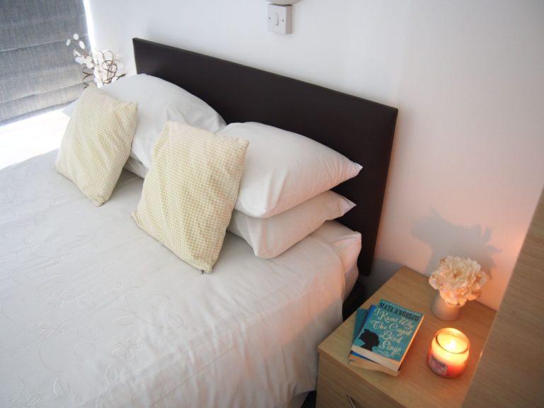 Trevalgan Farm - The Hayloft - bedroom 2