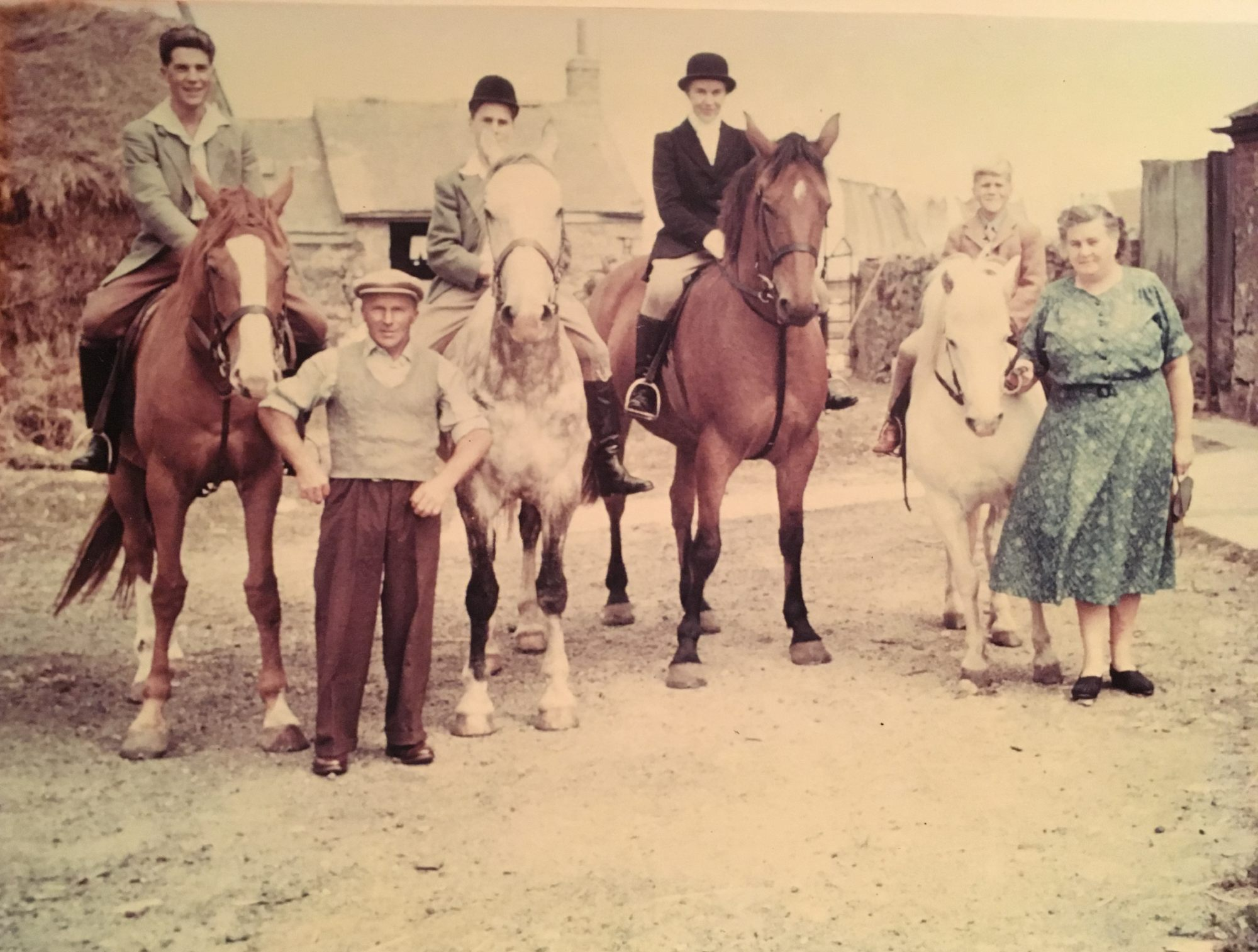 Trevalgan Farm History photo 2