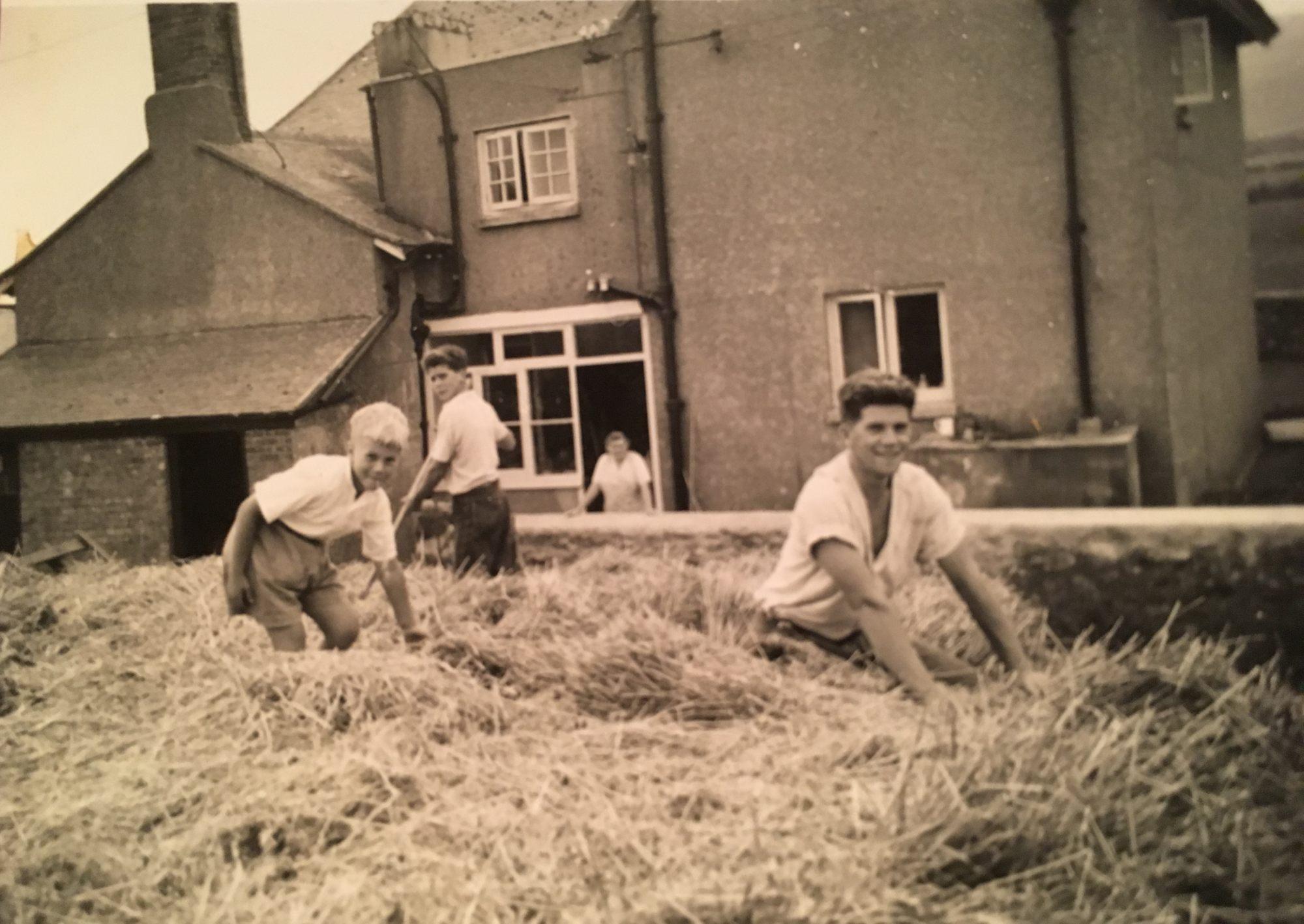 Trevalgan Farm History photo 1